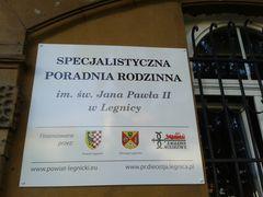 Specjalistyczna Poradnia Rodzinna im. św. Jana Pawła II w Legnicy