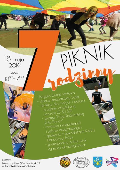 Piknik Rodzinny - logotyp/zdjęcie