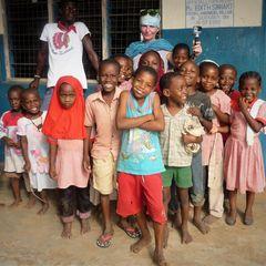 ZAOPIEKUJ SIĘ przedszkolem w Galu Primary School - akcja stała