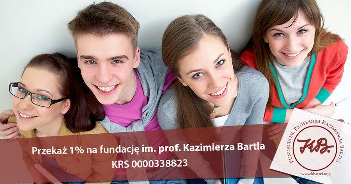 Fundacja im. Profesora Kazimierza Bartla