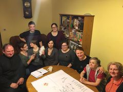Grupa założycielska L'Arche w Opolu