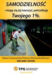 Towarzystwo Pomocy Głuchoniewidomym (TPG)