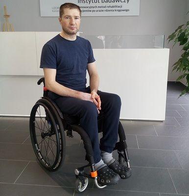 Grzegorz Ginalski - logotyp/zdjęcie