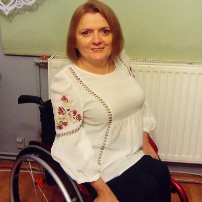 Krystyna Wojciuszkiewicz - logotyp/zdjęcie