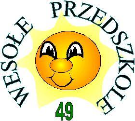 Defibrylator w Przedszkolu 49 (Łódź, Marysińska 49) - logotyp/zdjęcie