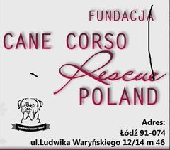 Fundacja Cane Corso Rescue Poland