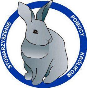 Stowarzyszenie Pomocy Królikom - logotyp/zdjęcie