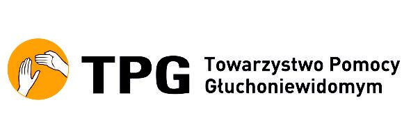 Towarzystwo Pomocy Głuchoniewidomym (TPG) - logotyp/zdjęcie