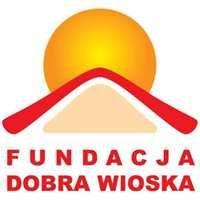 Fundacja Dobra Wioska - logotyp/zdjęcie