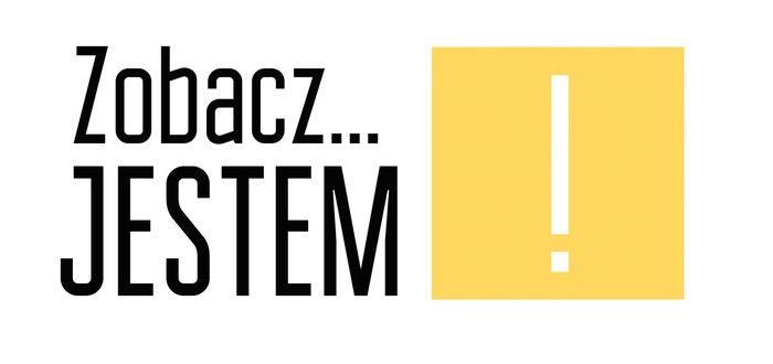 Fundacja Zobacz…JESTEM - logotyp/zdjęcie