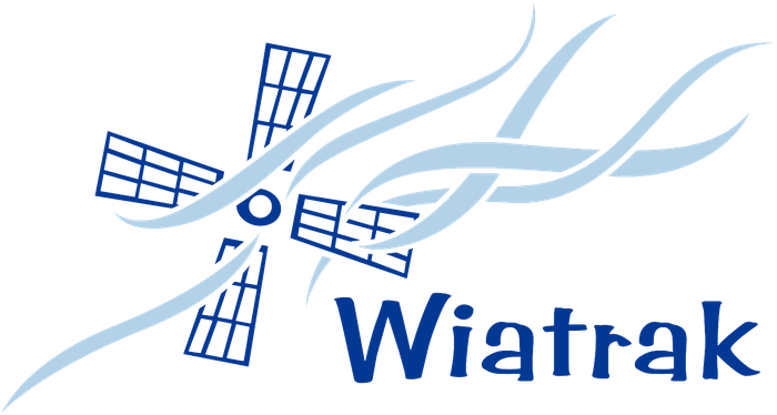 """Fundacja """"Wiatrak"""" - logotyp/zdjęcie"""