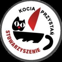 Kocia Przystań - logotyp/zdjęcie
