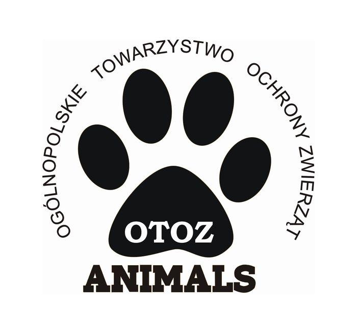 Ogólnopolskie Towarzystwo Ochrony Zwierząt OTOZ Animals - logotyp/zdjęcie