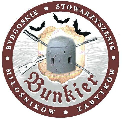 Bydgoskie Stowarzyszenie Miłośników Zabytków Bunkier - logotyp/zdjęcie