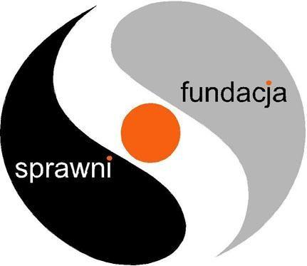 Sprawni - Fundacja na Rzecz osób Niepełnosprawnych - logotyp/zdjęcie