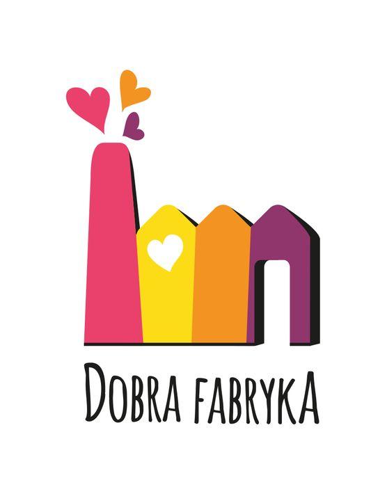 Dobra Fabryka - logotyp/zdjęcie