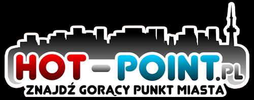 """Fundacja """"Hot-Point"""" - logotyp/zdjęcie"""