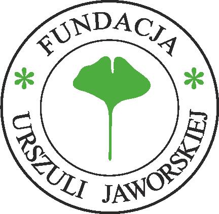 Fundacja Urszuli Jaworskiej - logotyp/zdjęcie