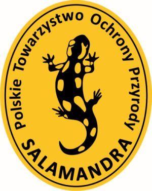 """Polskie Towarzystwo Ochrony Przyrody """"Salamandra"""" - logotyp/zdjęcie"""