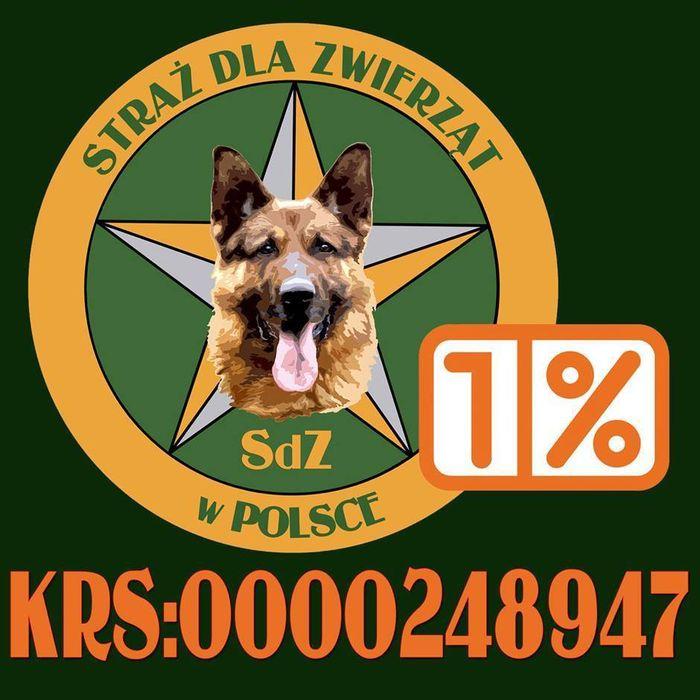 Straż dla Zwierząt w Polsce - logotyp/zdjęcie