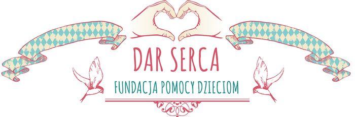 Fundacja Pomocy Dzieciom DAR SERCA - logotyp/zdjęcie