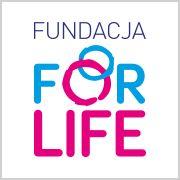 Fundacja For Life - logotyp/zdjęcie