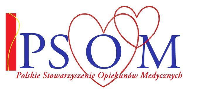 Polskie Stowarzyszenie Opiekunów Medycznych - logotyp/zdjęcie