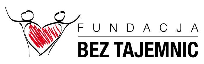 Fundacja Bez Tajemnic - logotyp/zdjęcie