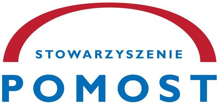 """Stowarzyszenie Młodzieży i Osób z Problemami Psychicznymi, Ich Rodzin i Przyjaciół """"Pomost"""" - logotyp/zdjęcie"""