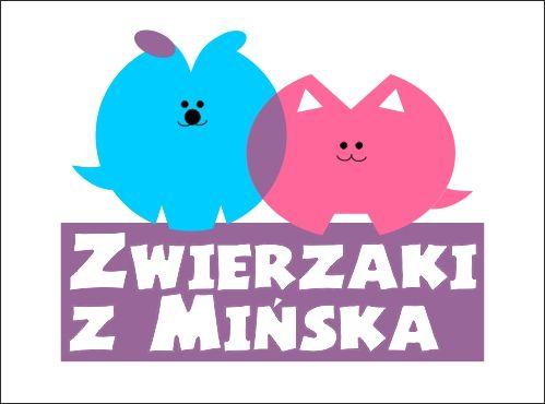 Zwierzaki z Mińska - logotyp/zdjęcie
