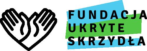 Fundacja Ukryte Skrzydła - logotyp/zdjęcie