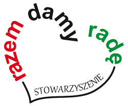 STOWARZYSZENIE RAZEM DAMY RADĘ - logotyp/zdjęcie