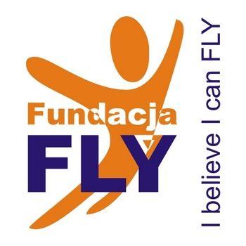 Fundacja FLY - logotyp/zdjęcie