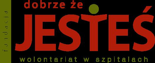 FUNDACJA DOBRZE ŻE JESTEŚ - logotyp/zdjęcie