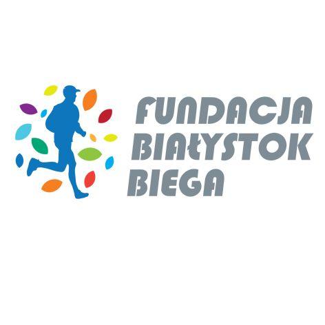 Fundacja Białystok Biega - logotyp/zdjęcie