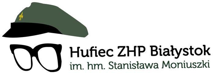 Hufiec ZHP Białystok - logotyp/zdjęcie