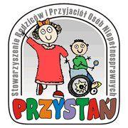 Stowarzyszenie Przystań - logotyp/zdjęcie