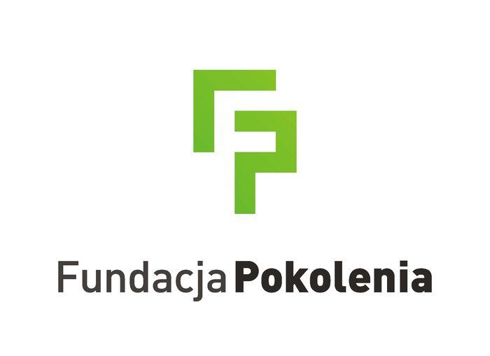 Fundacja Pokolenia - logotyp/zdjęcie
