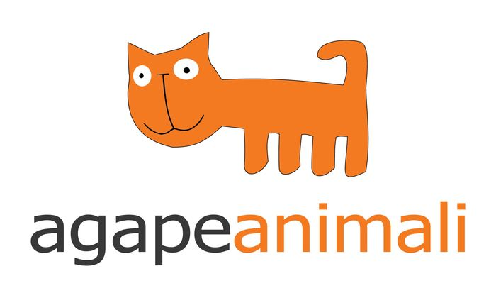 Fundacja Agapeanimali - logotyp/zdjęcie
