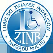 Lubelski Związek Inwalidów Narządu Ruchu - logotyp/zdjęcie
