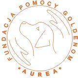 Fundacja Pomocy Goldenom AUREA - logotyp/zdjęcie