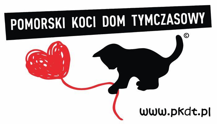 Pomorski Koci Dom Tymczasowy - logotyp/zdjęcie