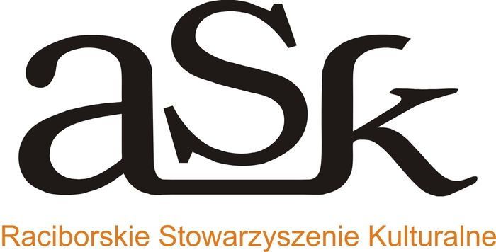Raciborskie Stowarzyszenie Kulturalne ASK - logotyp/zdjęcie
