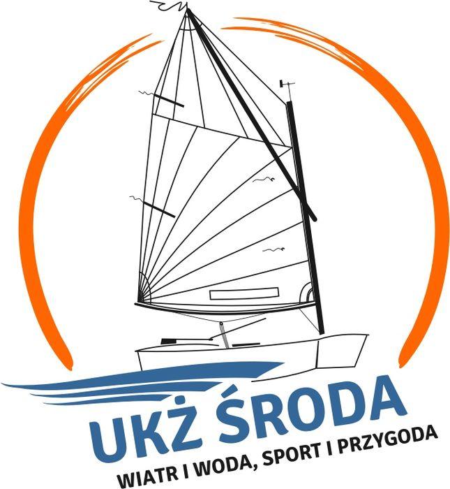 """Uczniowski Klub Żeglarski """"Środa"""" - logotyp/zdjęcie"""