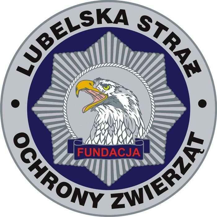 Fundacja Lubelska Straż Ochrony Zwierząt - logotyp/zdjęcie