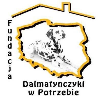 Fundacja Dalmatyńczyki w Potrzebie - logotyp/zdjęcie