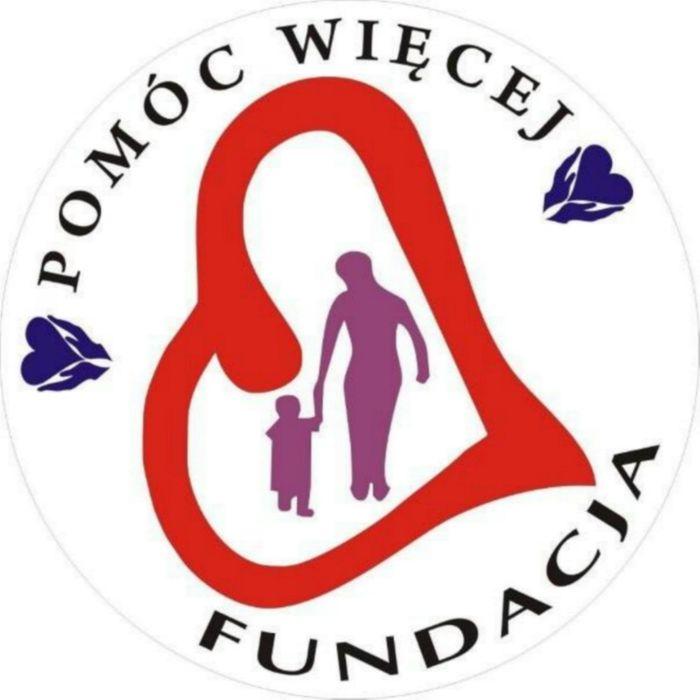 Fundacja Pomóc Więcej - logotyp/zdjęcie