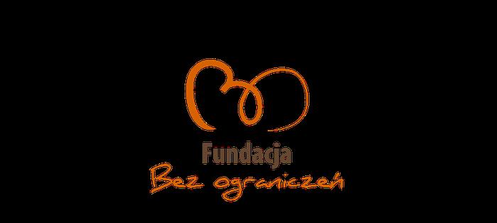 Fundacja dla Osób po Urazach Neurologicznych Bez Ograniczeń - logotyp/zdjęcie