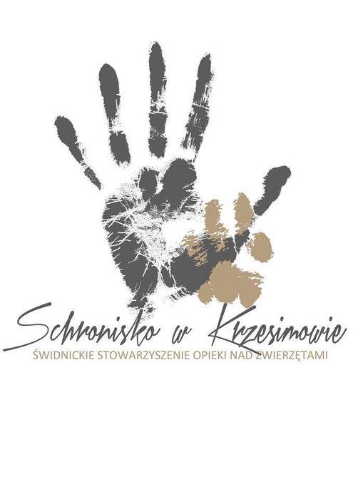 Świdnickie Stowarzyszenie Opieki nad Zwierzętami - logotyp/zdjęcie