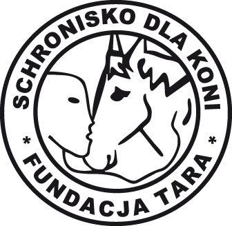Fundacja Tara - schronisko dla koni - logotyp/zdjęcie